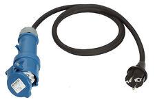 Adapterleitung, Anschluss Adapter, Stromadapter, Kabeladapter, Wohnwagen, 1,5m