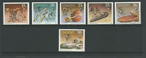 1990 Cultural Artefacts  set 6 MUH/MNH as Issued