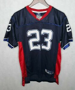 OnField Reebok Youth Jersey Buffalo Bills Marshawn Lynch #23 Size Kid XL Blue