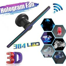 3D WiFi Holographic Projector Fan Hologram Player Advertising Display Machine