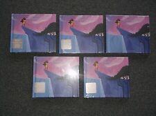D09221608 Walt Disney Records The Legacy Collection Pocahontas CD Lyrics 5/pack