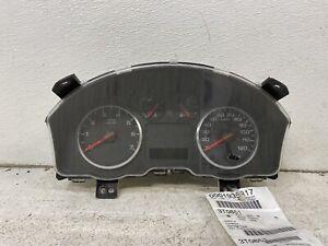 2006 Ford Five Hundred SEL cluster speedometer tach gauges instrument panel oem
