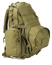 Kombat Vulcan Helmet Pack Coyote (Desert) - Rucksack, Backpack, Patrol Bag