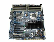 HP Z800 Workstation Dual Xeon LGA1366 System Board 461437-001 460838-001