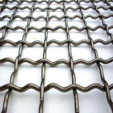 304 Stainless steel Crimped wire mesh 1.2m width *1mesh, just $50/meter