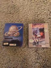 Full Metal Planete And Austerlitz Atari War Strategy Games
