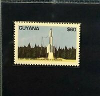 1944 Sixty Dollar Guyana Stamp GMA Gem MT 10
