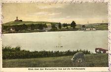 AK Gosen 1930 Schillerwarte Wernsdorfer See / Erkner Neu Zittau