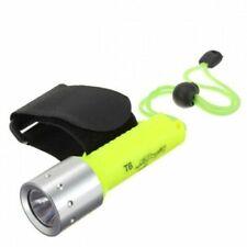 2000LM Underwater CREE XM-L T6 LED Diving Flashlight Torch Light 50M Waterproof