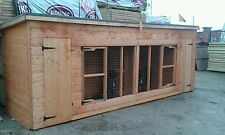 16x4 Dog kennel and run