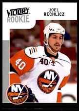 2009-10 Upper Deck Victory Rookie Joel Rechlicz Rookie #239