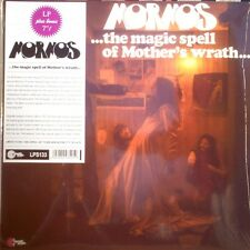 "MORMOS - THE MAGIC SPELL OF MOTHER'S WRATH 1972 ex SPOILS OF WAR SEALED LP +7""EP"