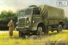 IBG Models 1/72 Bedford QLD 3 ton 4x4 Truck