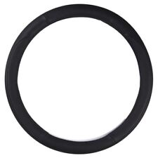 Volvo V40, V50, V60, V70 & V90 - Genuine Leather Steering Wheel Cover - 37-38cm