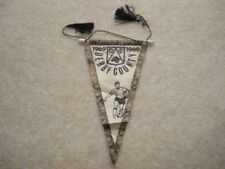 1969 Derby County 2ND Divisione CHAMPIONS Piccolo Pennant