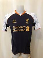 FC Liverpool 2012/2013 Third Sz M Warrior football shirt jersey maillot soccer