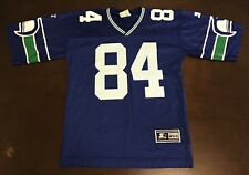 Rare Vintage Starter NFL Seattle Seahawks Joey Galloway Football Jersey Youth M