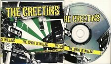 The Creetins-The Spirit is willing MAXI CD CARDSLEEVE