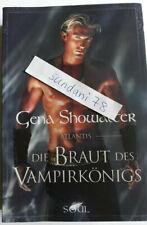 Die Braut des Vampirkönigs Atlantis Gena Showalter Verlag Mira Taschenbuch 2017