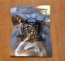 NEW Monster High Earphones Ear Buds Headphones 2015 SDCC comic Con exclusive