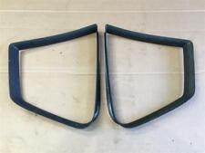 Porsche 968 Rear Quarter Window Trims - 94455553500 + 94455553600