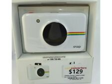 White Polaroid Snap Instant Print Digital Camera Not included photo papers