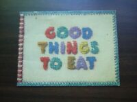 Vtg 1939 Good Things to Eat Arm & Hammer Baking Soda Recipe Cookbook Booklet