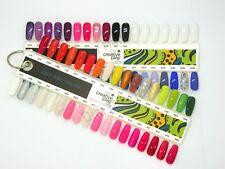 CND CREATIVE PLAY Painted Color Chart Nail Palette -65 COLOR SAMPER