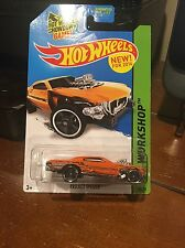 2014 Hot Wheels HW Workshop Project Speeder #205
