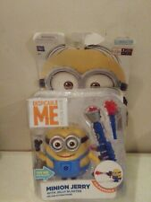 Minion Jerry With Jelly Blaster Launcher Deluxe Action Figure Despicable Me