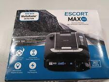 New ListingEscort Max360 Laser Radar Detector - Gps, Directional Alerts