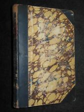 CHARLES DICKENS: Household Words XVII - 1858-1st - Victorian Periodical/Magazine