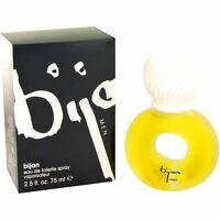 Men Bijan by Bijan 3pcs of 1.0/1 oz edt more than 2.5 oz Spray New TOTAL 3.0 OZ