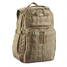 Caribee Combat 32LT Military Tactical Style Backpack SAND