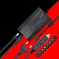 120W Laptop Multi Universal AC DC Power Adapter Battery Charging for Notebook
