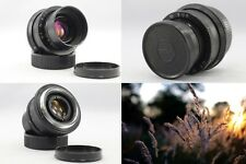 KMZ RO4-1M 35mm f2.0 Cine Lens Modified To M39 L39 mount for mirrorless camera