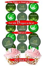 15 Eid Milad Un Nabi edible cupcake toppers, precut, 2 sizes, 8 choices (2)