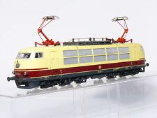 ROCO 43442 h0 Elektrolok BR 103 224-2 (lungo) della DB, Rosso/Beige, OVP e top