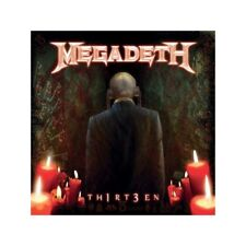 Megadeth - Th1rt3en (2LP Vinyl, Gatefold) 2012 Cargo Records NEU!