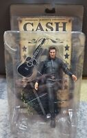 Johnny Cash Collectible 2006 SOTA Toys Man In Black / Walk The Line Figure Mint