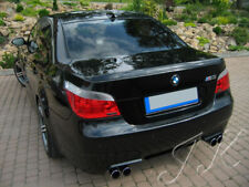 BMW 5 Series E60 M5 Msport Mpacket Look - Boot Spoiler Wing
