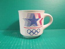 1984 XXIIIrd Olympiad Games Los Angeles Coffee Mug - Official Licensee Product