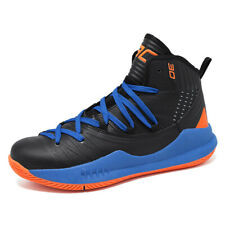 2020 Men's Basketball Shoes High Elastic Breathable Casual Running Walking Shoes