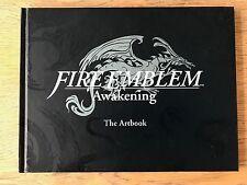 Fire Emblem Awakening the Artbook - Nintendo 3DS - Brand New Promo
