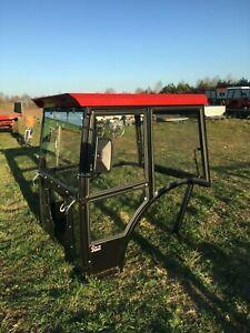 Universalkabine Kabine für Traktor bis 70 PS Traktorkabine Nr11a RAL3003