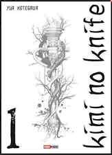 Manga Kimi No Knife tome 1 Seinen Yua Kotegawa Panini VF Death Note 君のナイフ Akira