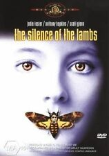 The Silence Of The Lambs (DVD, 2007) PRE OWNED PAL 4