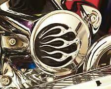 Chrome Inferno Timer Points cover 2 hole for Harley-Davidson XL & 1340 Engines