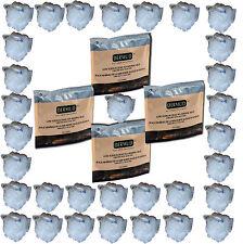 32 Dove Duschschwämme + GRATIS Mineralschlamm Totes Meer Schlamm 4x250 g Packung