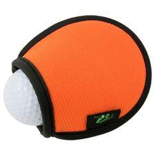 New Orange Green Go Golf Ball Washer Pocket Ball Washer